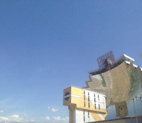 Four solaire Ouzbékistan Parkent URSS