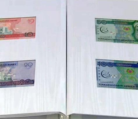 Manat Turkmène Symbole Jeux Asiatiques