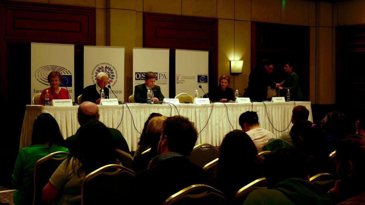 OSCE Kirghizstan Election présidentielle