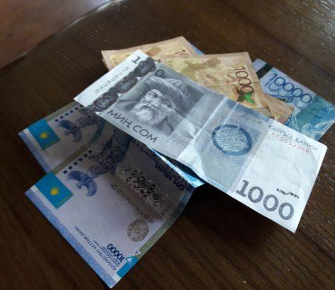 Achats Votes Monnaie Asie
