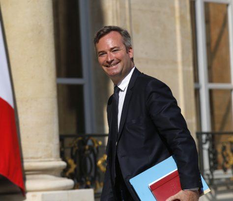 Jean-Baptiste Lemoyne Secretétaire d'Etat aux Affaires étrangères France Kazakhstan