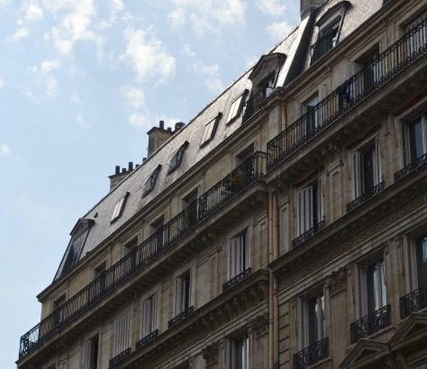 Appartement Rue Montaigne Paris