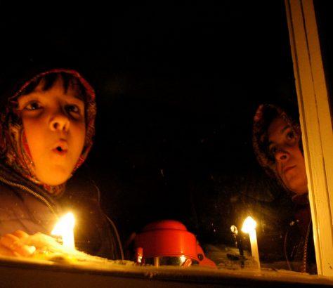 Tadjikistan Hameaux Electricité
