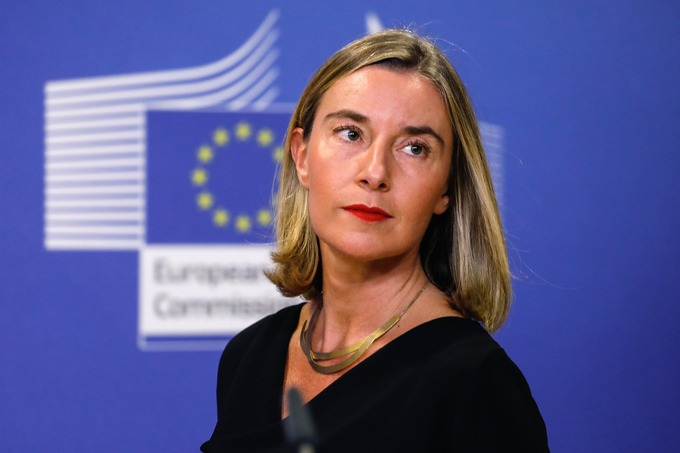 Federica Mogherini Union européenne Asie centrale