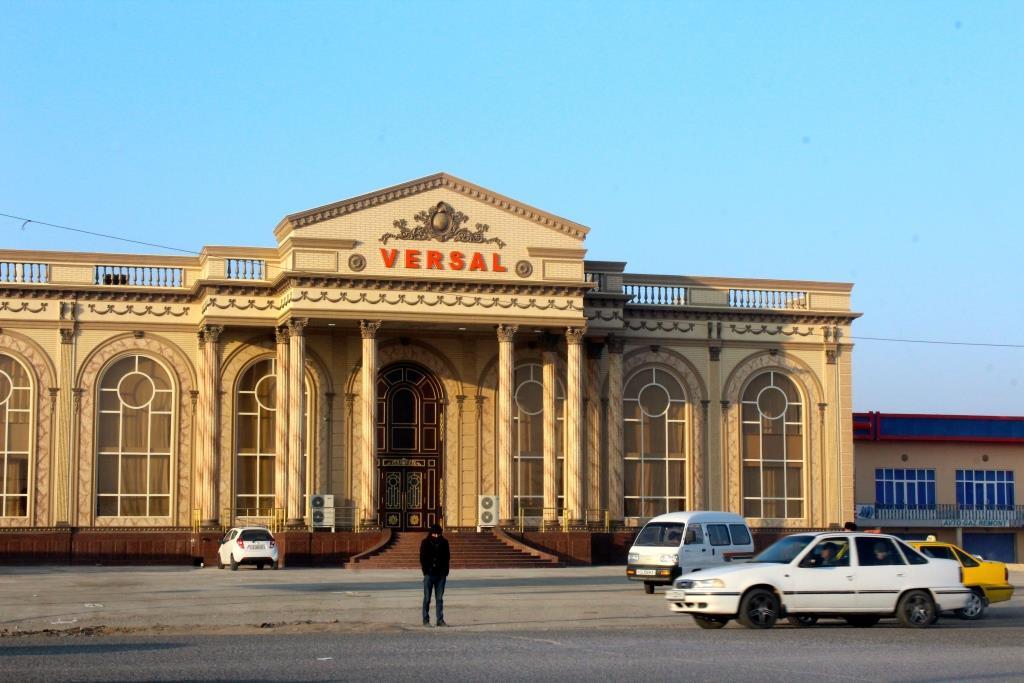 Versailles Karchi Kachkadaria Ouzbékistan