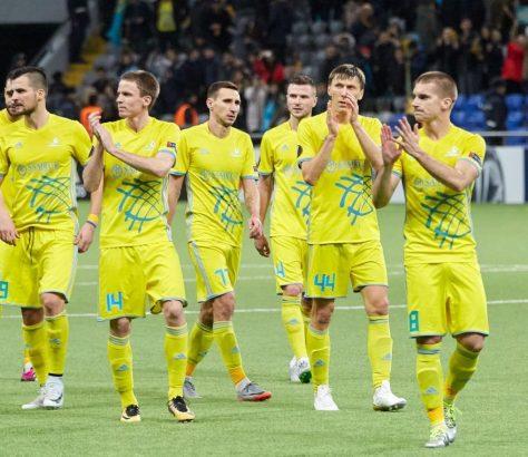 Retour Année Football Kazakhstan