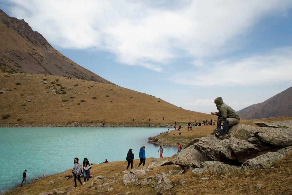 Köl-Tor Lac Kirghizstan