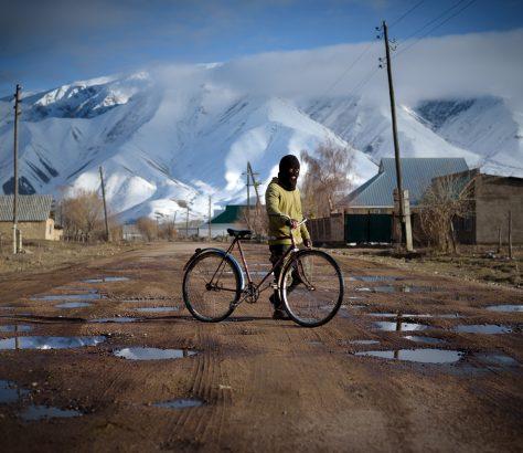 Entre deux saisons au Kirghizstan