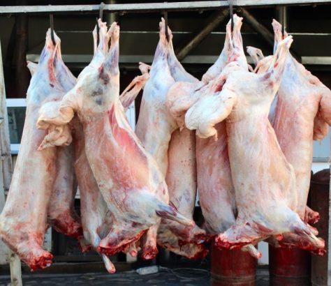 Viande Porc Ouzbékistan Kachkadaria