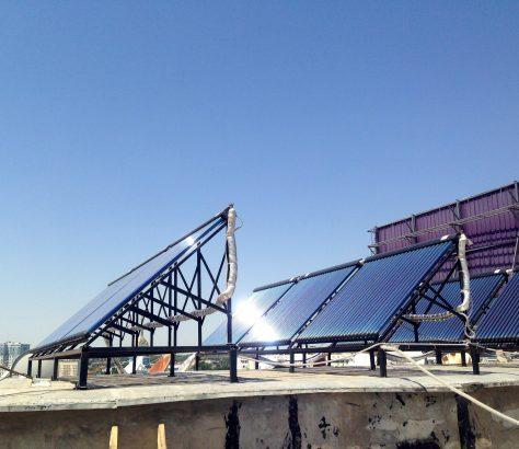 Energie solaire Ouzbékistan Energie renouvelable