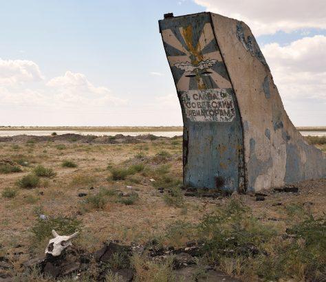 Mer d'Aral Aviation URSS Kazakhstan Mémorial