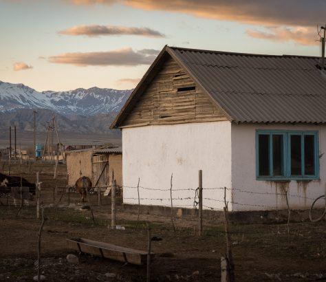 Autour d'Issyk Kul au Kirghizstan
