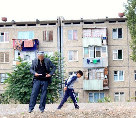 Ouzbékistan Ferghana Chapeau Traditionnel Soviétisme
