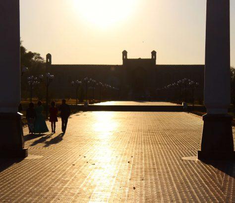 Kokand Ouzbékistan Palais Soleil