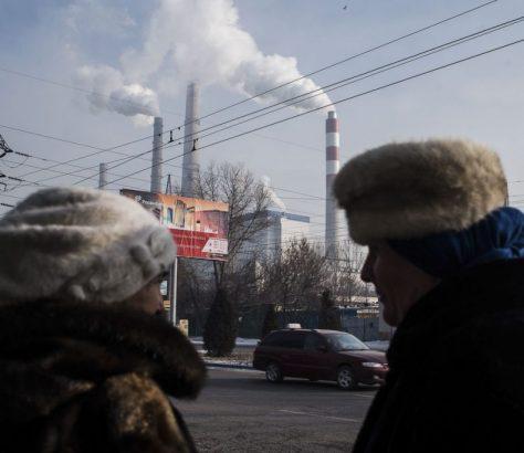 Centrale chauffage Bichkek Kirghizstan