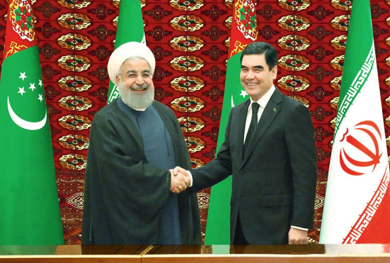 Rencontre Iran-Turkménistan