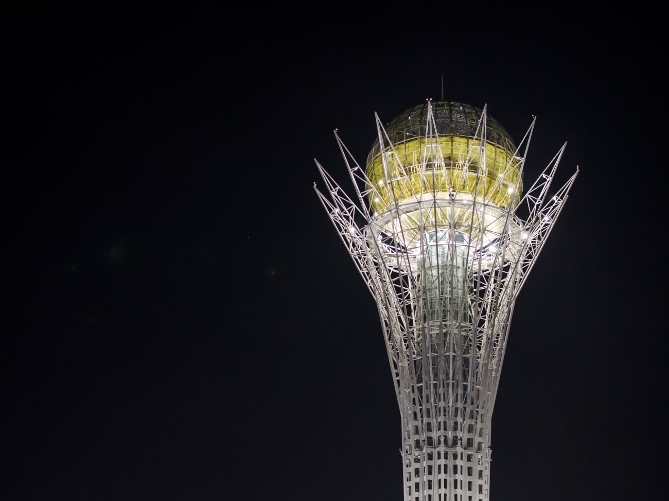Bayterek Astana Kazakhstan Tour