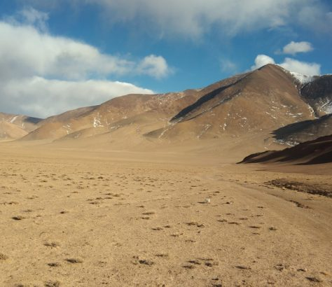 Vallée Rankul Nord Ouest Mourghab Tadjikistan