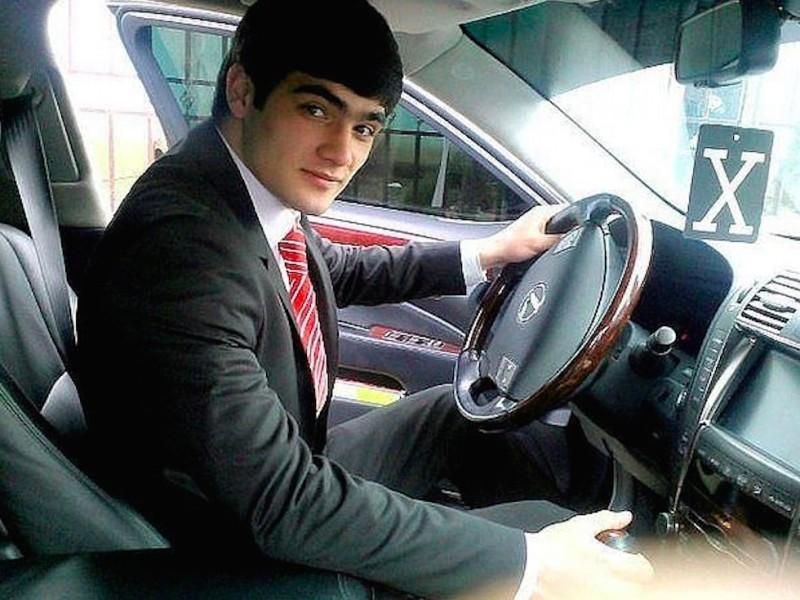 Tajikistan Homme Tadjik Vêtements Mode