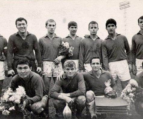 Alga Bichkek, URSS, Football