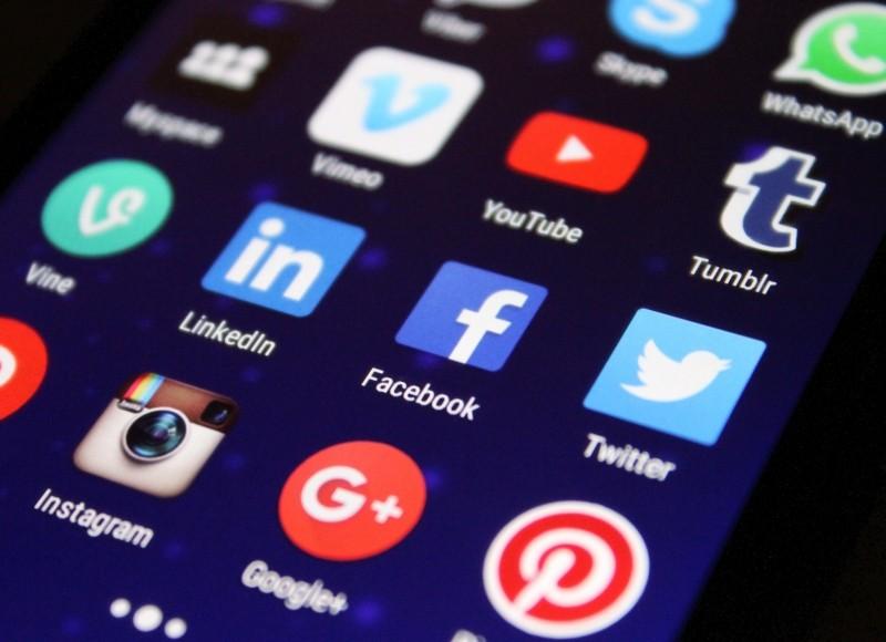 social media communication application censure