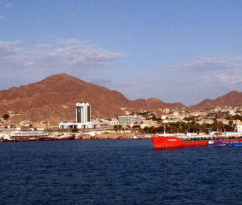 Turkmenbachi Mer Caspienne Turkménistan