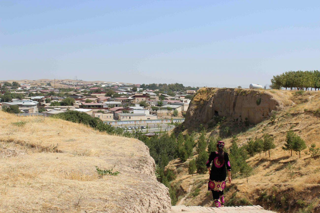 Samarcande Afrosiyab Ouzbékistan