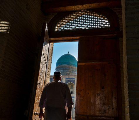 Mosquée Boukhara Kalon