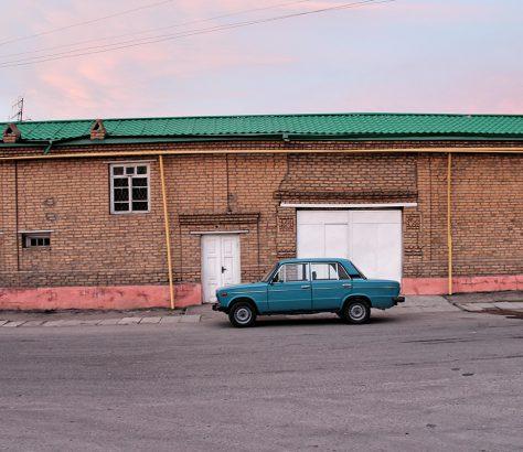 Lada Almaty Kazakhstan