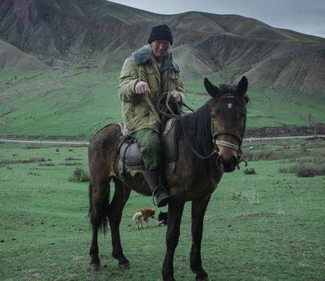 Tien Tran Fermier Kirghizstan Yssyk-Ata