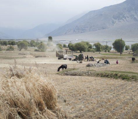 Wakhan Yamg Tadjikistan