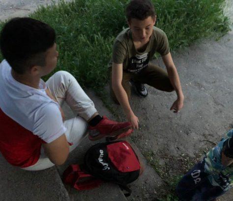 gopniki Bichkek Kirghizstan Jeunesse Société Groupe