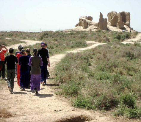 Turkménistan Merv Kyz Kala