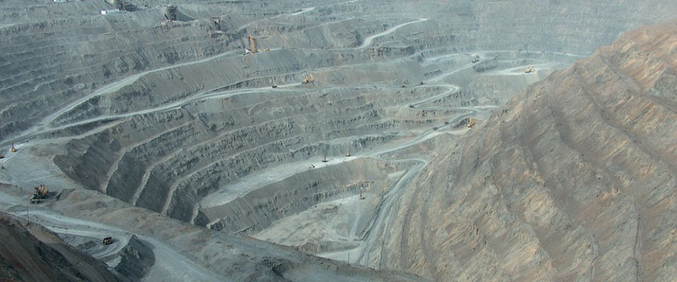 Mine combinat métallurgique Navoï
