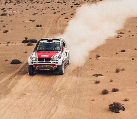 Rallye Amoul Khazar Turkménistan Jean-Louis Schesser Course