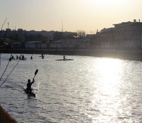 Bateau Tachkent sports nautiques