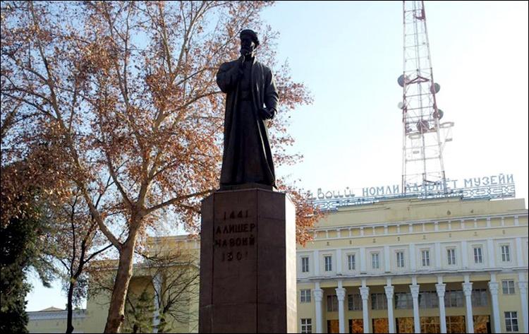 Ouzbékistan Musée Navoi