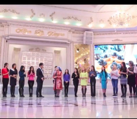 Télévision Kelin Show Chaîne Février Avril
