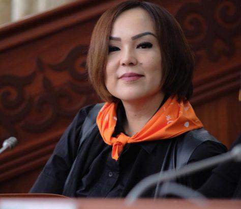 Oumoutai Dauletova Kirghizstan Féminisme PNUD Egalité homme femme