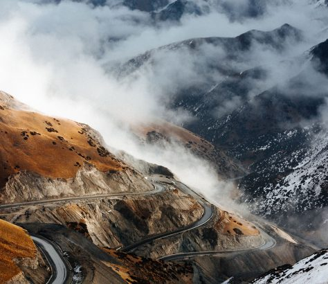 Tadjikistan Kirghizstan Pamir Montagne Reportage Paysages