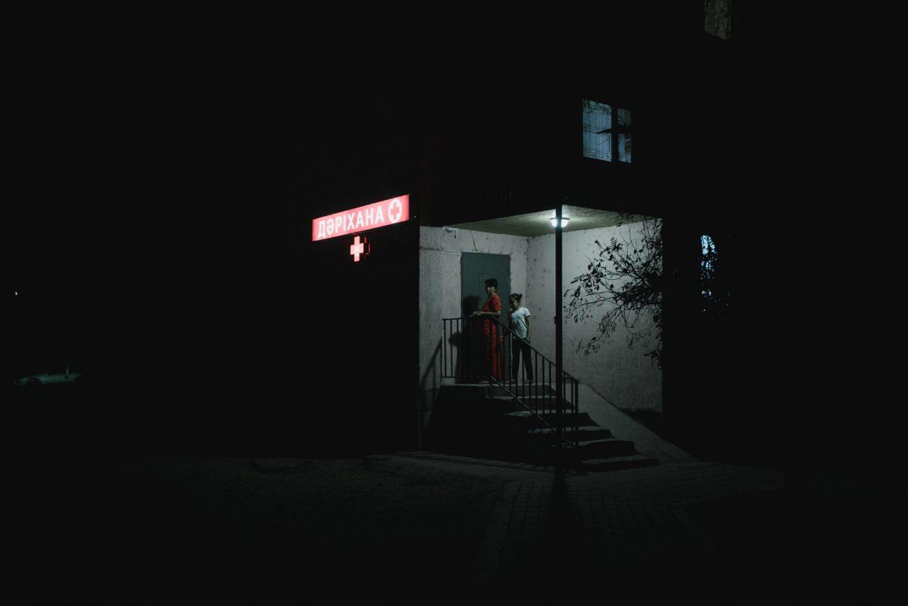 Aktau de nuit