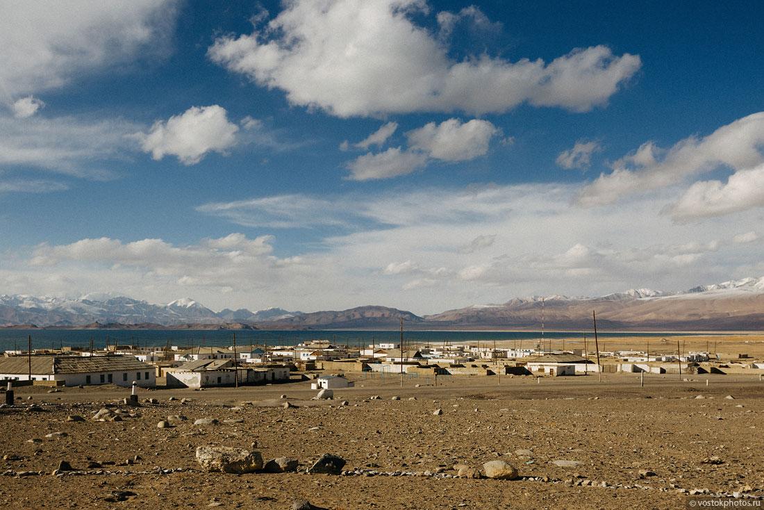 Tadjikistan Pamir Montagne Reportage Paysages Village Karakoul