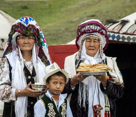 Kirghizstan Asie centrale Mémoire Histoire Esimde