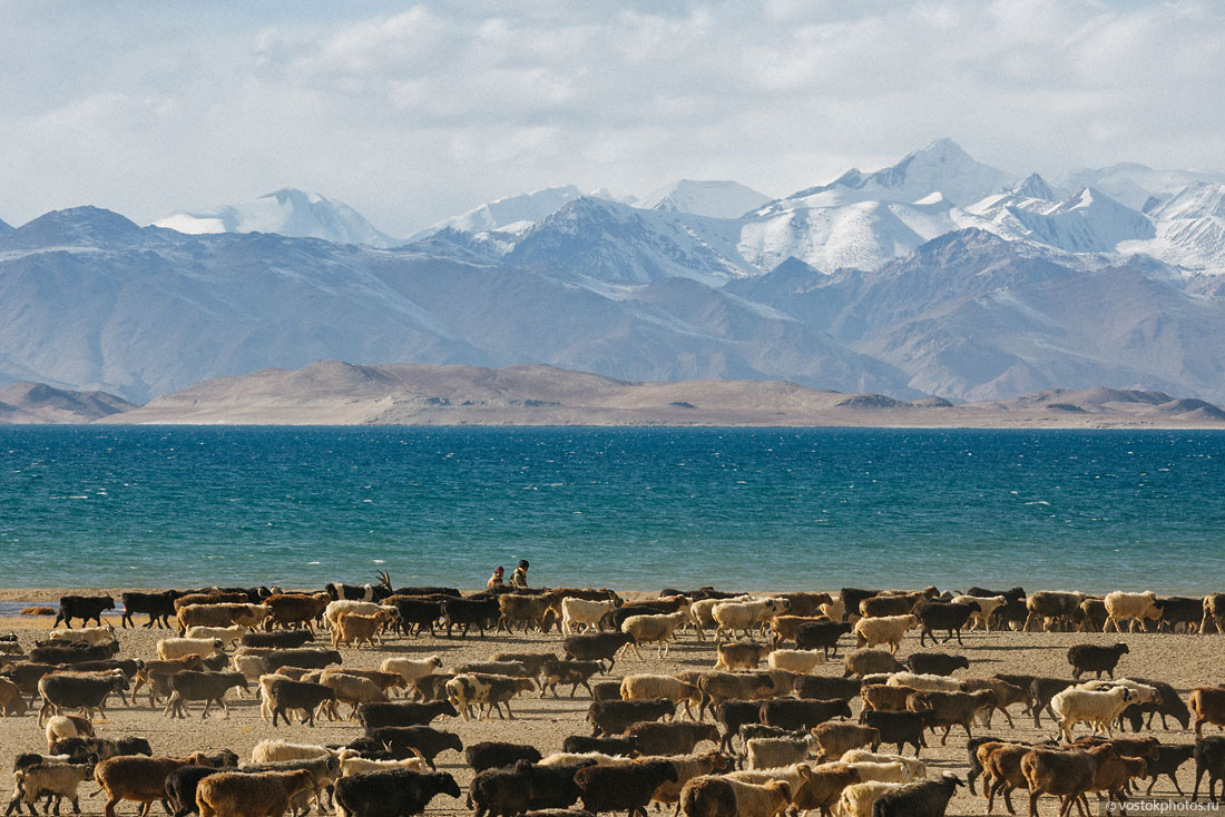 Tadjikistan Pamir Montagne Reportage Paysages Karakoul Lac