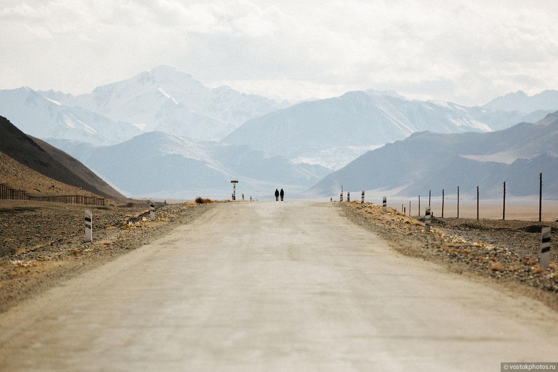 Tadjikistan Pamir Montagne Reportage Paysages Ismail Samani Pic Route