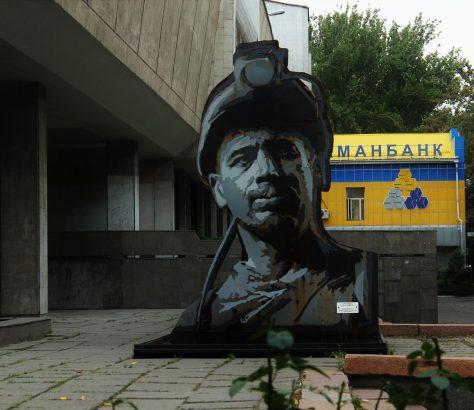 Mémoire des mineurs kirghizes