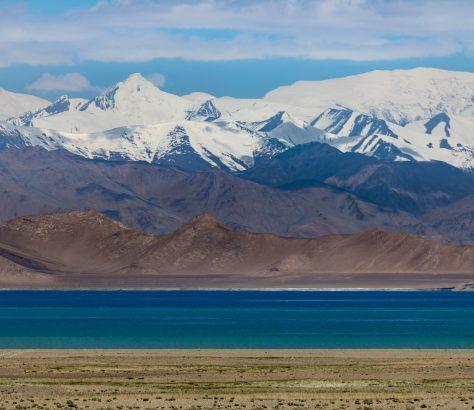Kara-Koul Tadjikistan Montagnes