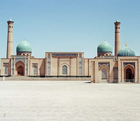 Khast-Imam Tachkent Ouzbékistan ArchitectureIslam Karimov