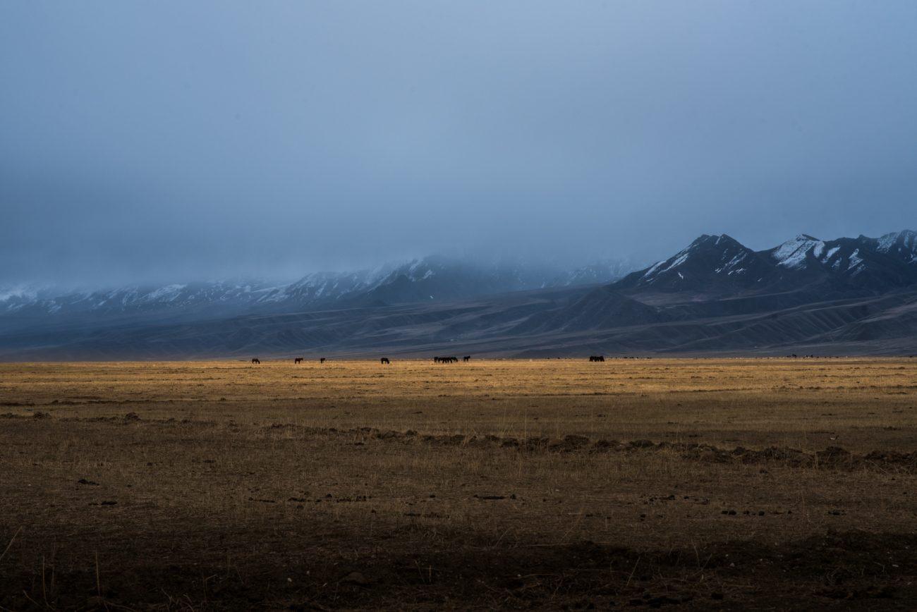 Antoine Béguier Photo duJour Tien Chan Montagne Kirghizstan
