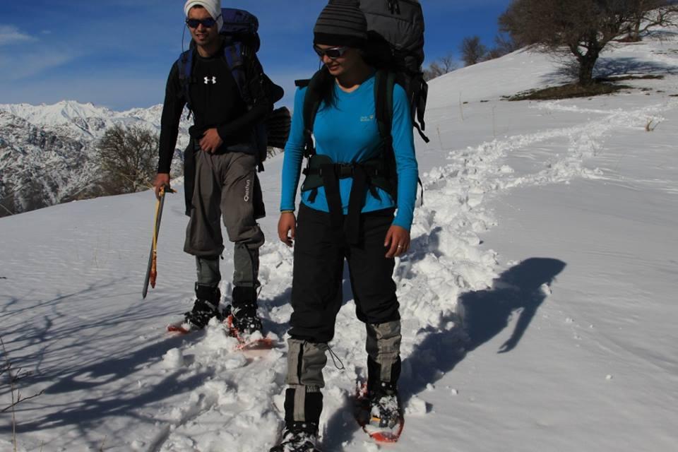 Ski Tadjikistan Montage Touristes